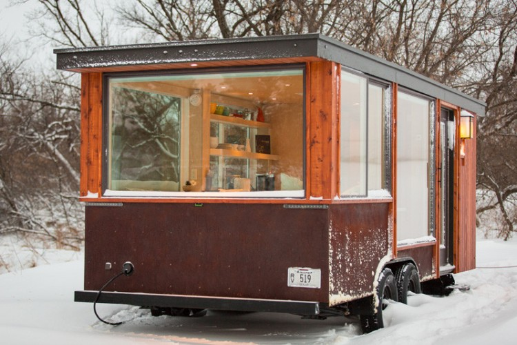 Tiny Vista Personal Home Of Just 160 Square Feet