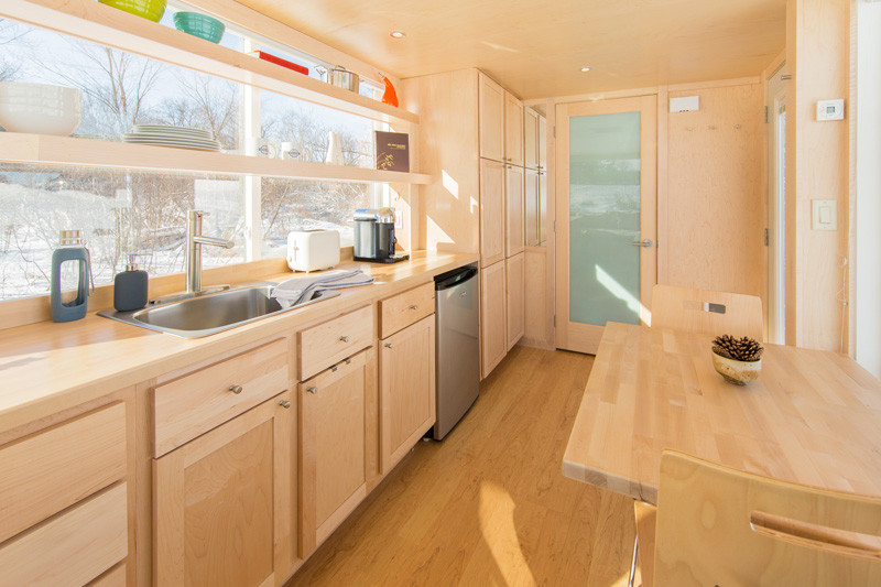 Picture Of tiny vista personal home of just 160 square feet  8
