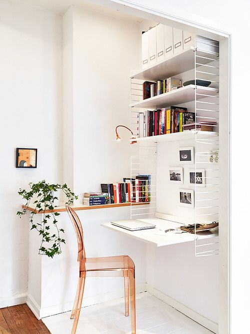 33 Tiny Yet Functional Home Office Designs