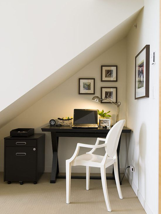 Photos Of Small Living Rooms Decorated: 33 Tiny Yet Functional Home Office Designs