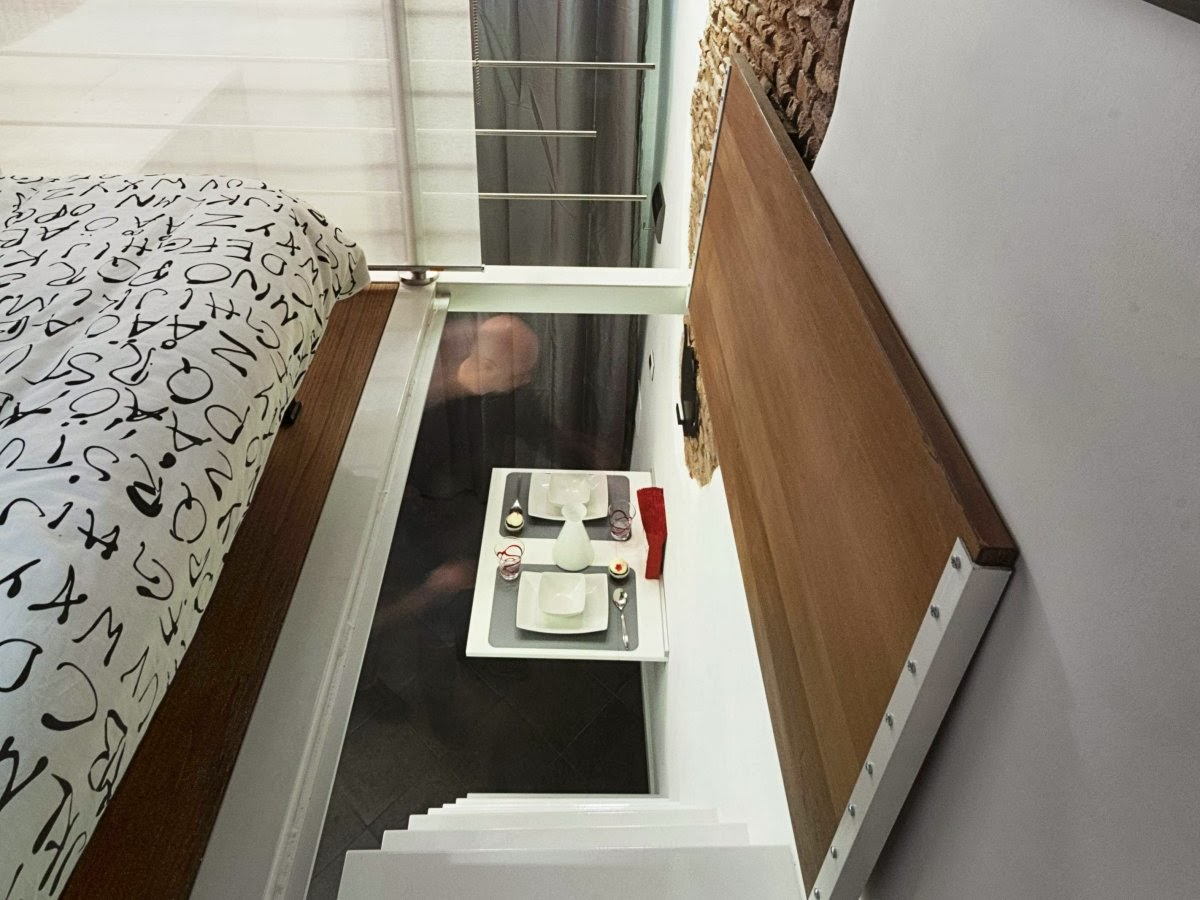 Picture Of tiny yet stylish rome apartment of 7 square meters  4