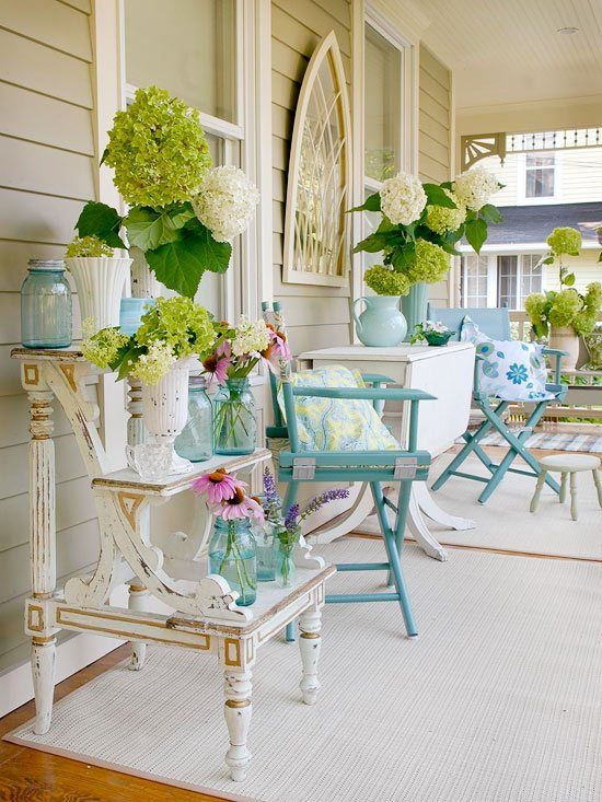 5 useful tips to decorate a summer porch - digsdigs