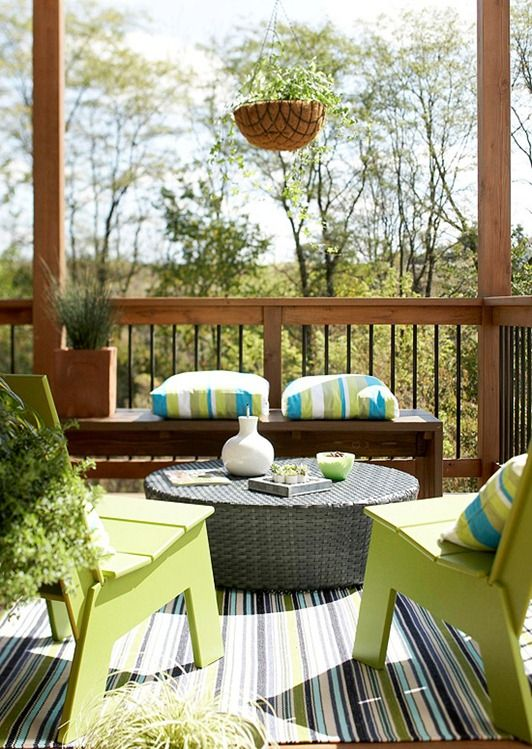 Tips To Decorate A Summer Porch
