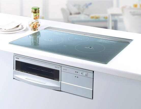 Toshiba Built In Cooking Surface