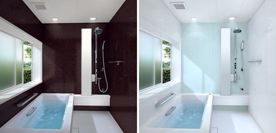 Toto Sprino Small Bathroom