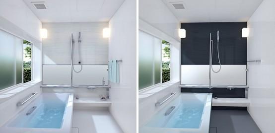 Toto Sprino Small Bathroom Layout