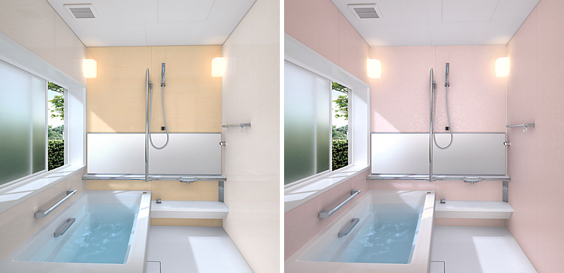 Small Bathroom Layouts by TOTO - DigsDigs