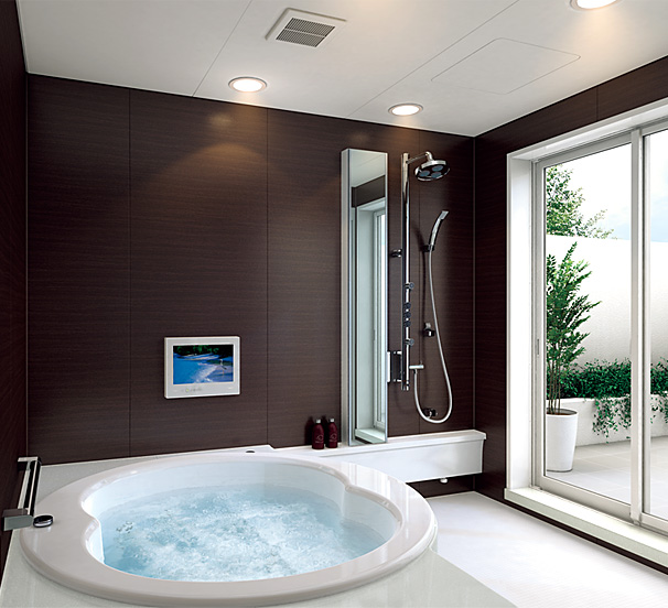 Modern Homes Modern Bathrooms Designs Ideas: Small Bathroom Layouts By TOTO