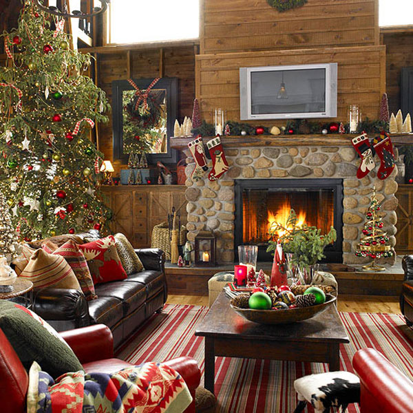 40 Traditional Christmas Decorations | DigsDigs