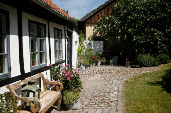 Traditional Rustic House In Denmark
