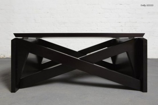Trandsforming Mk1 Coffee And Dining Table