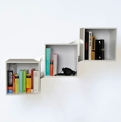 Transformable Shelf System That Balances Itself