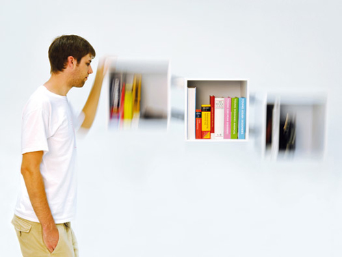 Transformable Shelf System