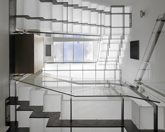 Translucent Staircase