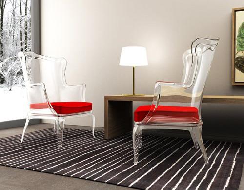 Transparent Armchair