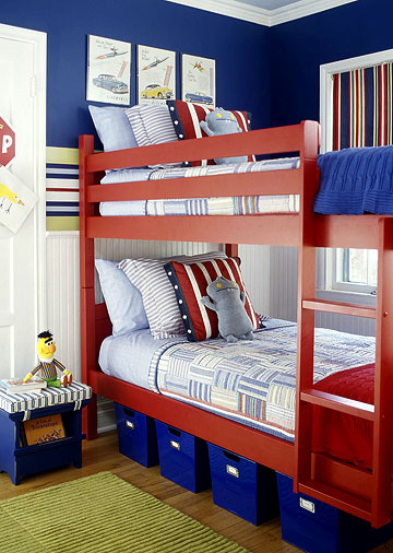 55 wonderful boys room design ideas digsdigs - Cool things for boys room ...