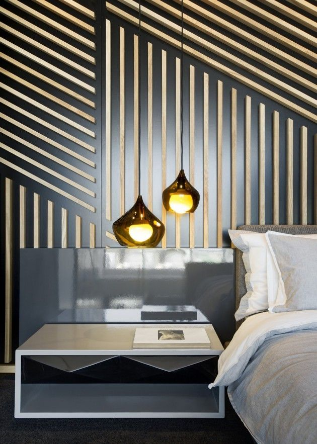 Trendy And Eye Catching Geometric And Bedroom Decor Ideas