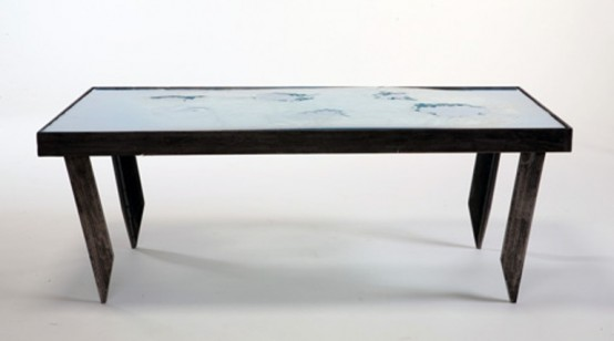 Trendy Bulletproof Table