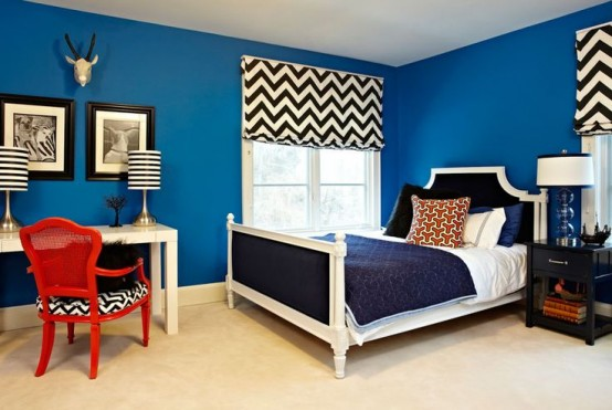 Trendy Geometry Chevron Decor Ideas