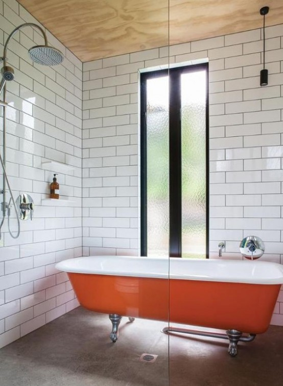 Delightful Trendy Mid Century Modern Bathrooms To Get Inspired Amazing Pictures
