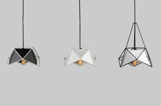 Trendy U32-1 Geometric Pendant Lamp