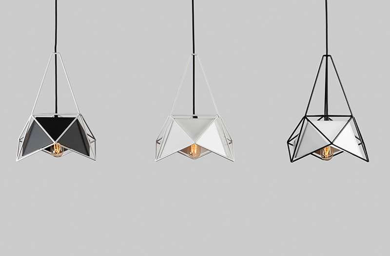 Trendy U32-1 Geometric Pendant Lamp