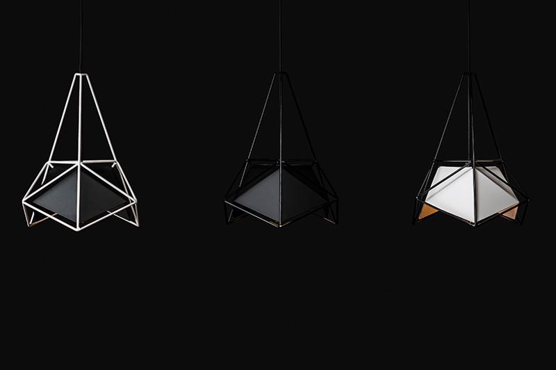 Trendy U32 1 Geometric Pendant Lamp