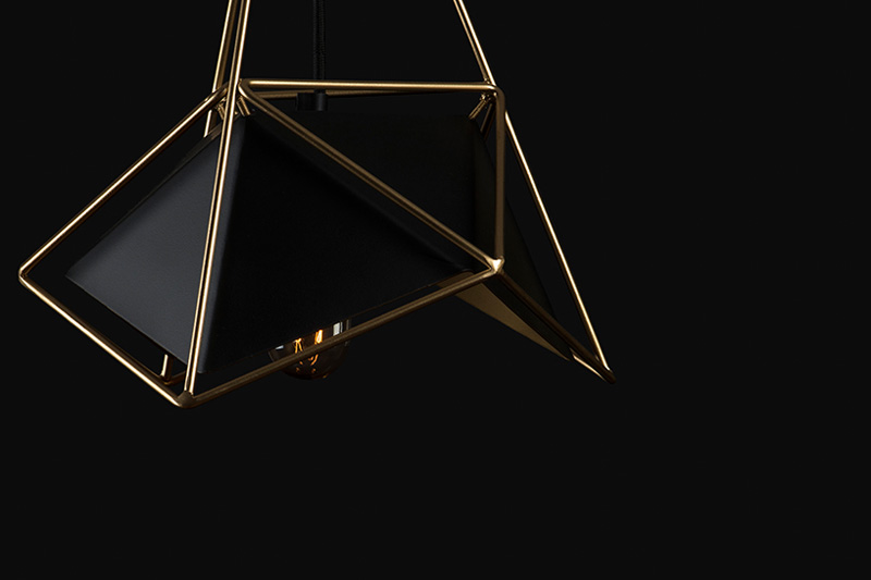 Trendy U32 1 Geometric Pendant Lamp