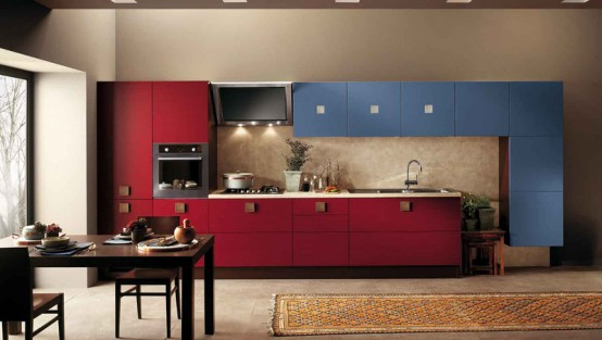 Modern Kitchen Design With Nature In Mind – Tribe by Scavolini