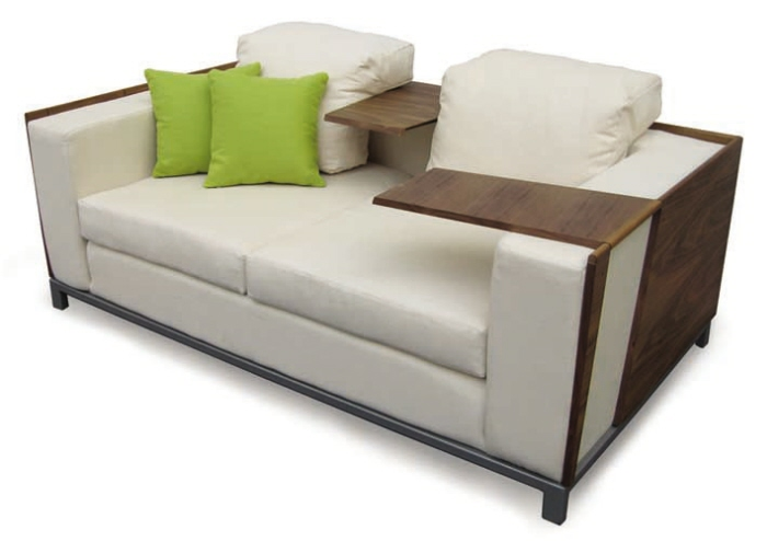 Comfortable Sofa With Sidetables By Jh Digsdigs