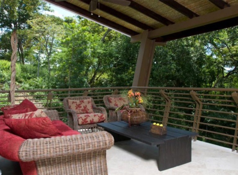 Picture Of Tropical House For Vacation In Costa Rica Jungle