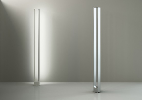 Tru Floor Lamp Disappearing Light Object