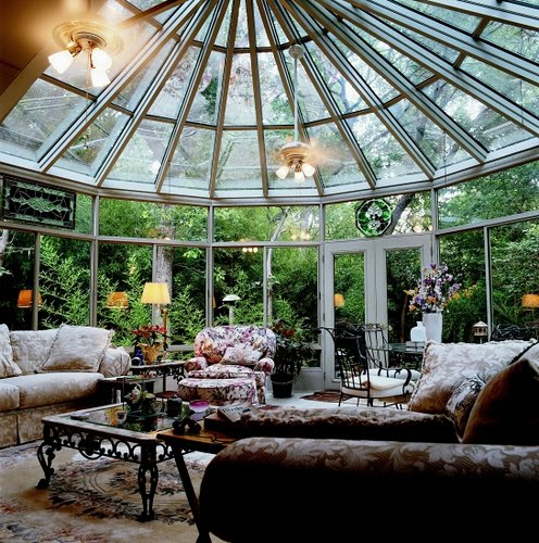 Truly Gorgeous Sunroom