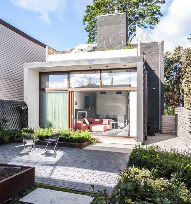 Tudor House Turned Into A Modern Luxurious Home