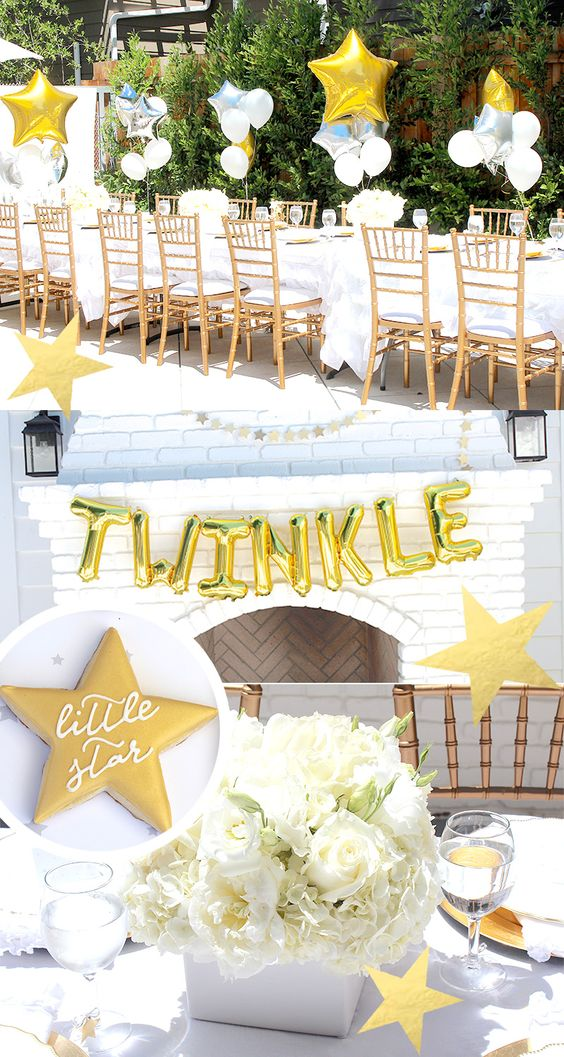41 gender neutral baby shower d cor ideas that excite digsdigs