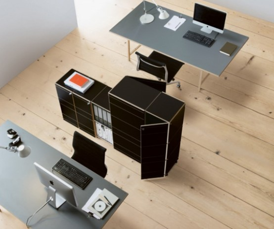 Ultra Ergonomic K1 Sideboard For Offices