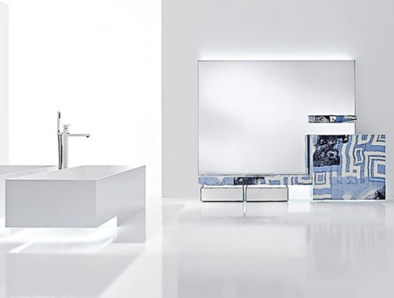 Ultra Modern And Chic Bathrooms