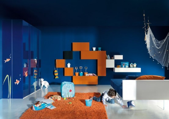 Ultra Modern Kids Bedroom Design By Lago