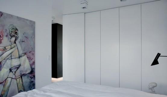 Ultra Modern Penthouse Design