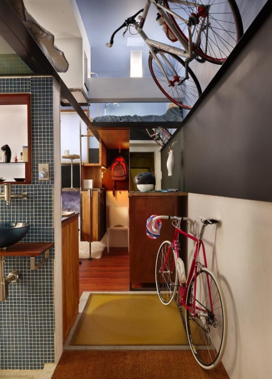 Ultra Tiny Apartment Design