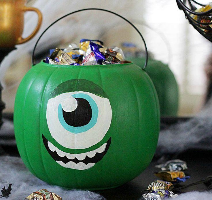 Unexpected Colorful Halloween Decor Ideas