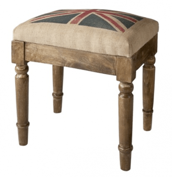 Union jack furniture collection to make bright accents for Furniture jack