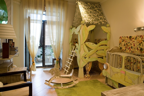 10 unique and creative children room designs digsdigs - Child bedroom decor ...