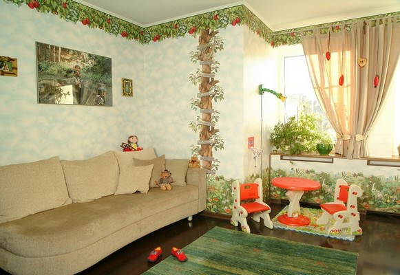 Princess Circus Inspired Boys Bedroom Kids Bedroom Design Ideas