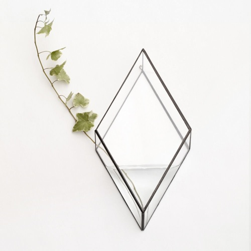 Unique Angular Wall Mounted Vase