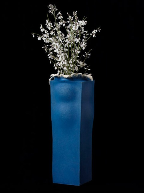 Unique Blooming Vases Shaped With Explosives