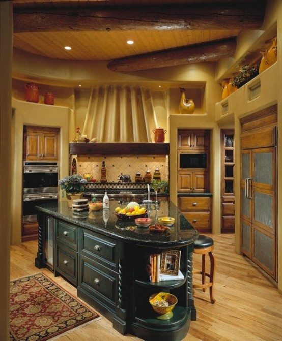 cool small kitchen ideas 64 unique kitchen island designs digsdigs 16848