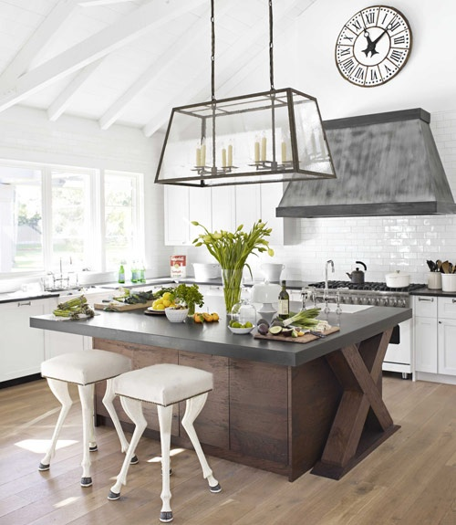 Attirant Unique Kitchen Island Designs