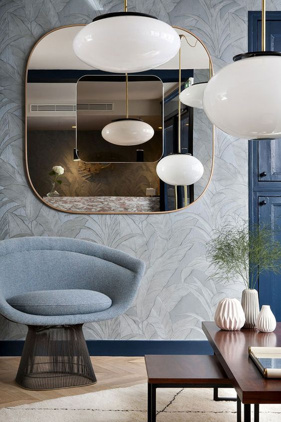 Unique Modern Mirrors That Completely Change The Space