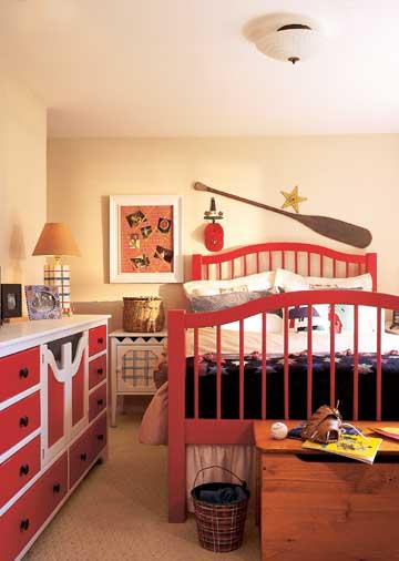 Universal Boy Bedroom